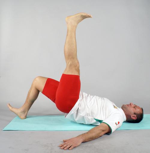Галерия към: Упражнения за крака и седалищен мускул