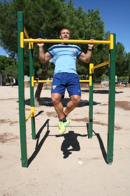 Галерия към: Упражнения със собствено тегло