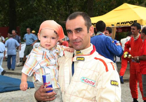 Галерия към: Сливен - люлката на автомобилния спорт в България