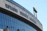 Учебна зала в спортния град на Атлетико Мадрид