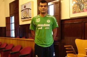 Мирослав Владков - българският хандбален талант в Испания