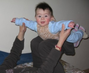 Упражнения за майки и  бебета
