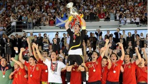 Галактическа 2010 година за испанския спорт