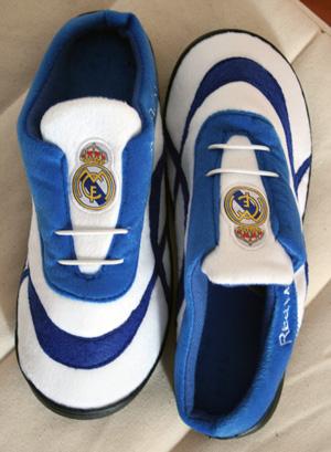 Галерия към: СПЕЧЕЛИ чехли на РЕАЛ Мадрид