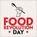 Food Revolution Day за първи път в България - 19 май