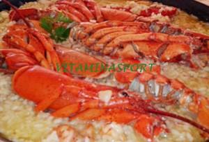 Ориз с омари - рецепта на Руми Сарайска за желаещите да отслабнат през лятото