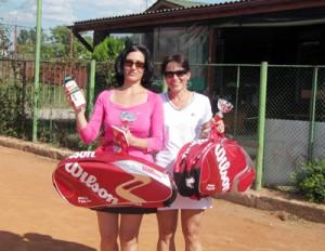 Тенис, подаръци и голямата награда на КАI - турнир в Будапеща