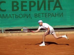 Петият турнир по двойки от KAI тенис веригата оспорван и драматичен