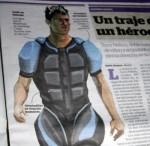 Костюмът, който възстановява БЪРЗО контузените футболисти на Реал Мадрид